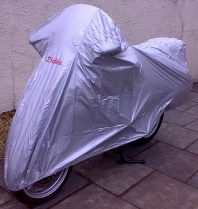 Diablo Bike covers